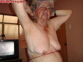 HelloGrannY Homemade Latin Granny Slideshow Pics