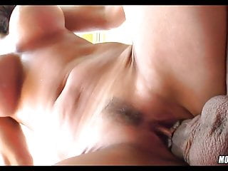Mature faux titty Housewife