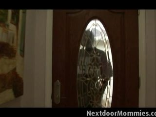 Next Door Mommies: Thug bangs the shit out of an older babe