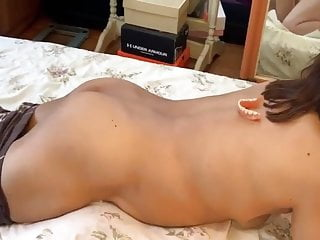 Filipina prone bone anal