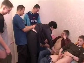 Amazing Homemade clip with Group Sex, Gangbang scenes