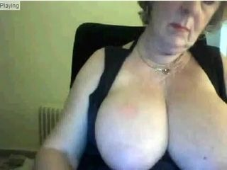 Amazing Amateur clip with Big Tits, Mature scenes