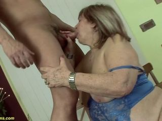 extreme ugly bbw 72 years old mom deep fucked