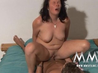 MMVFilms Video: Experienced Woman Fucked