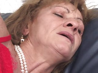Grandma Katherin is a excellent assfucking GILF