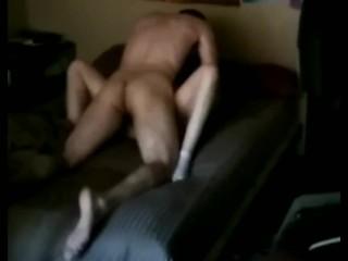 Rigid smash, noisy couch