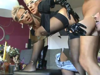 Hot MILF With A Huge Ass Gets Pounded Hard