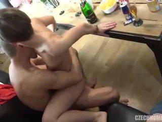 'Czech home orgy 10 part 1'
