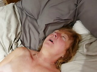 Painful Anal For British Mature.
