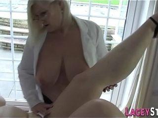 Physician grandma fucktoys lesbos labia