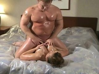 The milf & the big dick guy (oil)