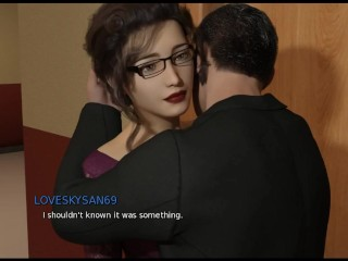 A Mother's Love [Part 5] Part 34 Gameplay By LoveSkySan69