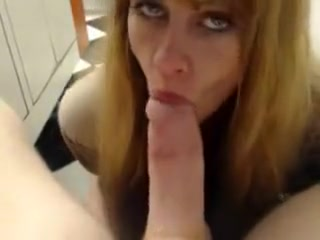 Super-penetrateing-hot cougar penetrate And gulp Neighbour While spouse Working