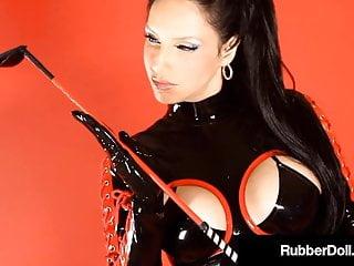 Ebony spandex honey RubberDoll frigs Her unshaved moist snatch!