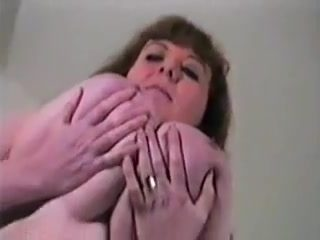 Huge tits macromastia vintage from 1984