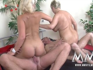 MMVFilms Video: Exchanging Partners