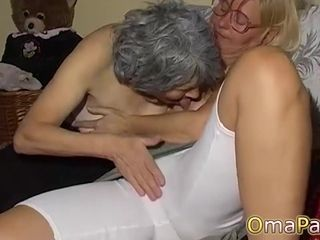 OmaPasS Grannies Are Having Hardcore Mature Fun