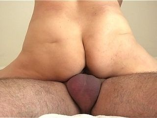 MRS. LEE anal invasion without a condom internal cumshot