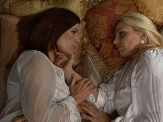 Cindy Craves & Magdalene St. Michaels in Girls in White #06, Scene #03