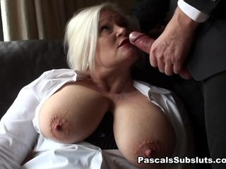 Lacey Starr Hammering Her Granny Pussy! - PascalSsubsluts