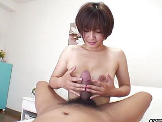 Japanese wife Meguru Kosaka likes oral sex uncen