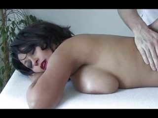 Sexy girl massage touch and more 2