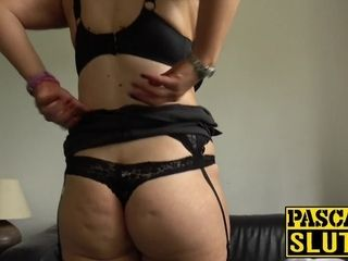 Chesty obese mature damsel predominated and torn up supah stiff