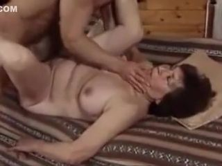 Grannie Gets tough pounded.F70