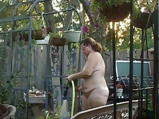 Wife outside 4