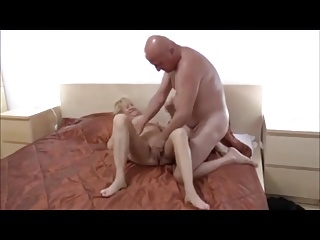 GrannyFucksOldBald
