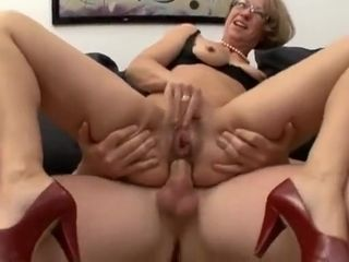 Crazy Homemade movie with Anal, German scenes