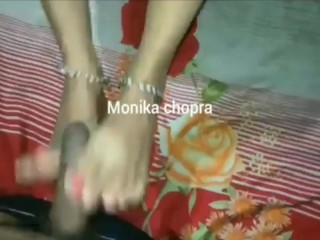 Indian chick Monika Chopra fuckin' in Village Home Indian fuck-a-thon movie