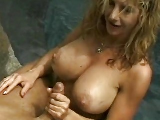 Handjob For A Rainy Day from MILF