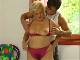 Mature woman and guy - 26