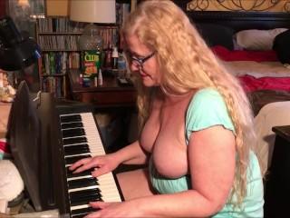 Piano porno glamour