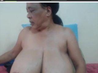 D.Q. Huge Ebony Tits