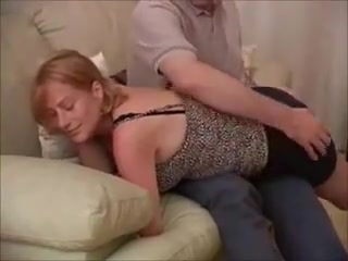 she asks to be spanked