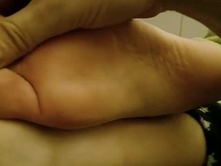 Long toes and size 9 soles