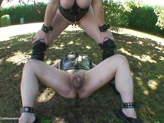 Outdoor Pissing Game With Male Slave - TacAmateurs