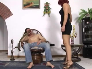 very sexy mature red hair assfucked