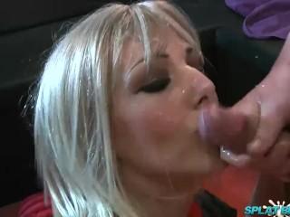 British blonde babe takes facials in a hot bukkake party|4::Blowjob,6::Amateur,12::Cumshot,20::MILF,22::Gangbang,38::HD