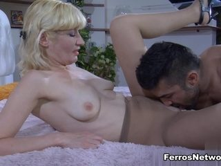 GuysForMatures Video: Amelia B and Frederic
