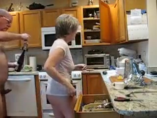Fabulous Homemade movie with Grannies, Blonde scenes