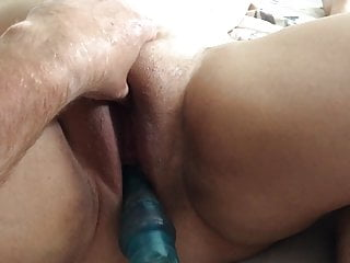 My BBW cumming