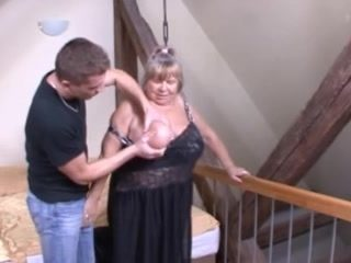 Slutty mature babe gets fucked hard