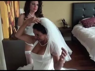 Lesbian Action #1 (The Cougar Brides)