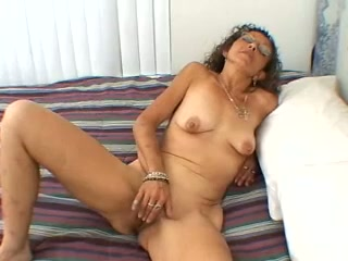 Mature bitch gets super-naughty whenever she has alone time and she is so nasty