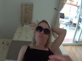 Delightful Divorced Wife Receives Creampie By Pool Cleaner
