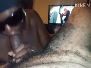 Swallow cum & took another one