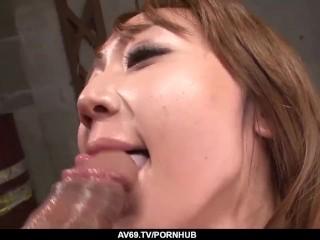 Ryo Akanishi works hard for blowjob and heavy sex|4::Blowjob,9::Asian,20::MILF,38::HD